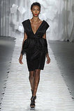 Jason Wu's LBD may seem demure, but a deeper neckline gives way to sultrier interpretations.