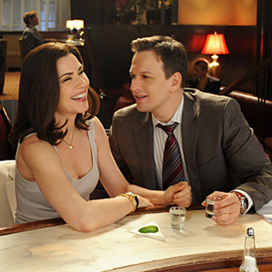 Alica Florrick and Will Gardner