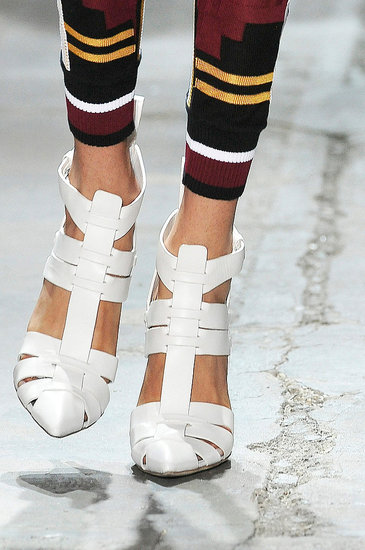New York Fashion Week's Top Shoes for Spring 2012