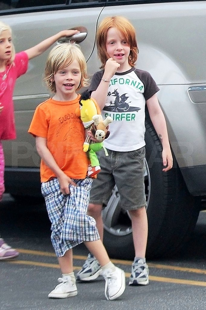 Julia Roberts's children.