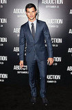 Taylor Lautner makes his debut as the male lead in Abduction.