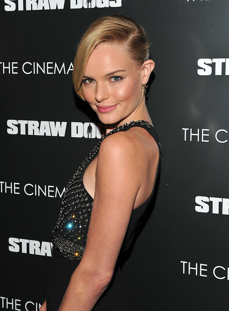 Kate Bosworth in NYC.