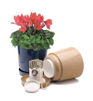 Flower Pot Safe