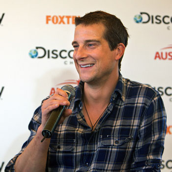 Bear Grylls Cybersecurity Tips