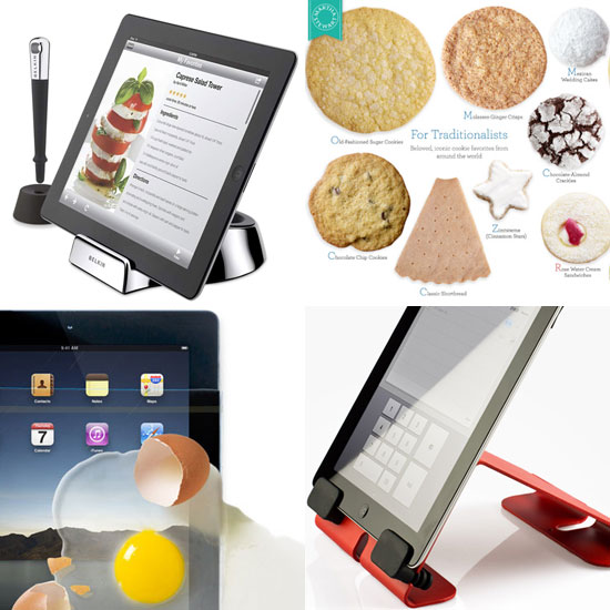 iPad in the Kitchen: Tools and Apps For Cooking With Tech
