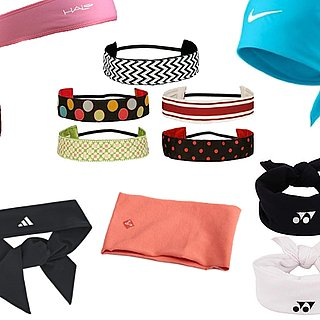 Workout Headbands That Soak Up Sweat During Workouts
