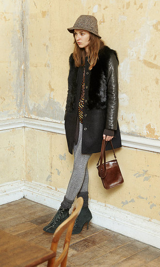 Club Monaco Fall 2011