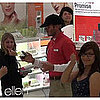 David Beckham at Target on Ellen