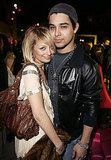 Wilmer Valderrama stepped out to cheer on Nicole Richie at her June 2009 House of Harlow fashion show in Hollywood.