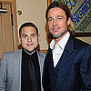 Brad Pitt Pictures at Oakland Moneyball Premiere