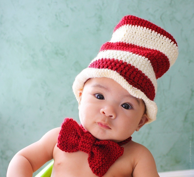 The Cutest Cat in the Hat