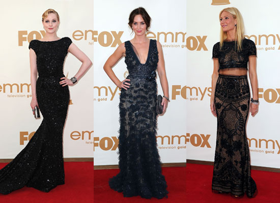 2011 Emmy Awards: See All the Red Carpet Frock Action!