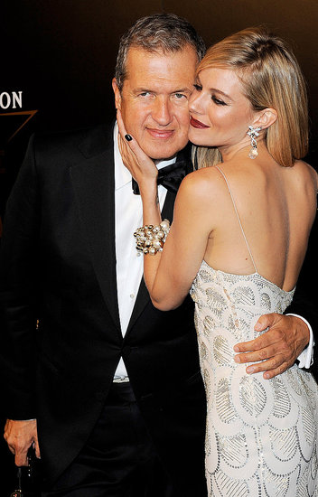 Moet &amp; Chandon Etoile Awards Honoring Mario Testino