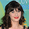 Zooey Deschanel Interview About New Girl