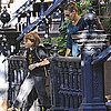 Sarah Jessica Parker and James Wilkie in NYC Pictures