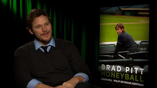 Video: Chris Pratt Reveals Parks & Rec Softball Team All-Star and a Love of The Bachelor Pad