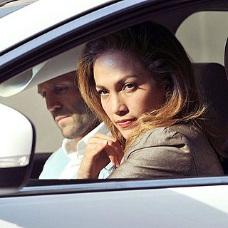 Jennifer Lopez and Jason Statham on Parker Set Pictures