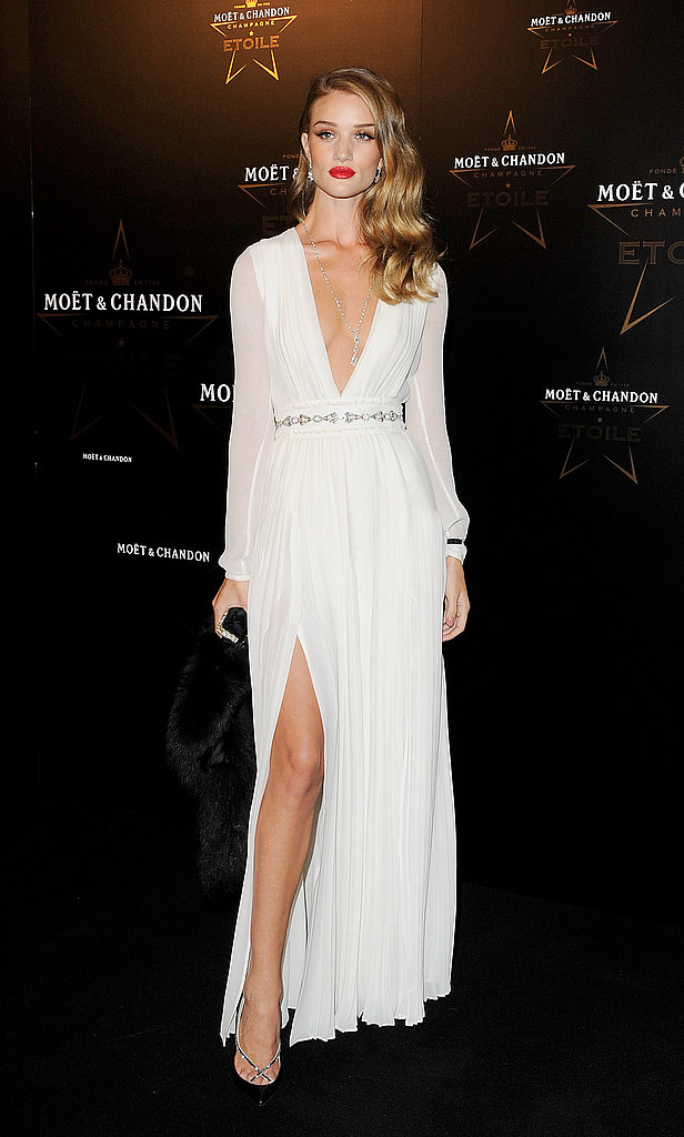 Rosie Huntinton-Whiteley at the Moet & Chandon Etoile Awards and Gala.