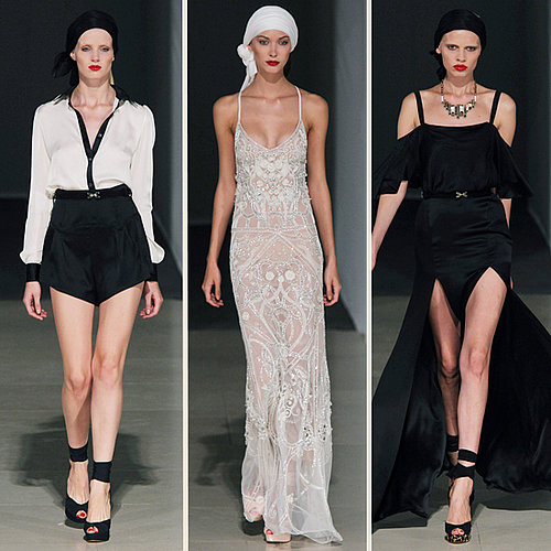 Temperley London: Spring 2012