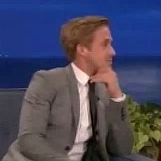Ryan Gosling on Conan Talking About Drive