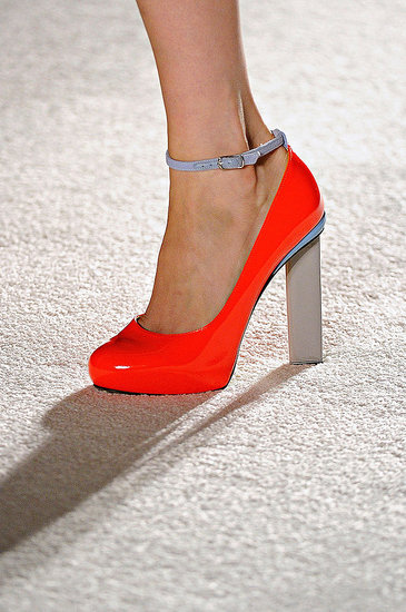 London Fashion Week's Top Shoes for Spring 2012