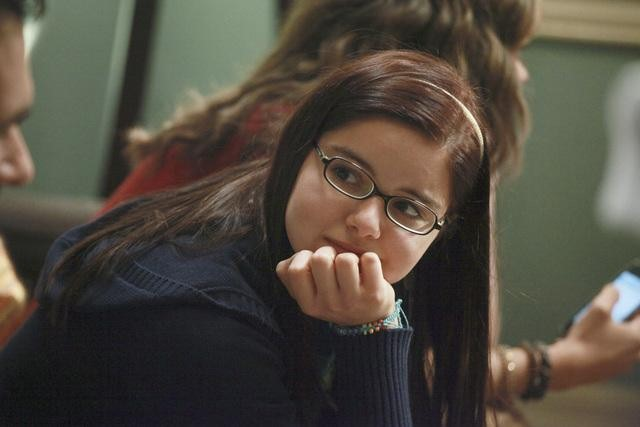 Ariel Winter as Alex on Modern Family.  Photo copyright 2011 ABC, Inc.