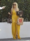 Nicole Richie Celebrates 30 With Birthday Lunch, Cookies, and a Star-Studded Bash