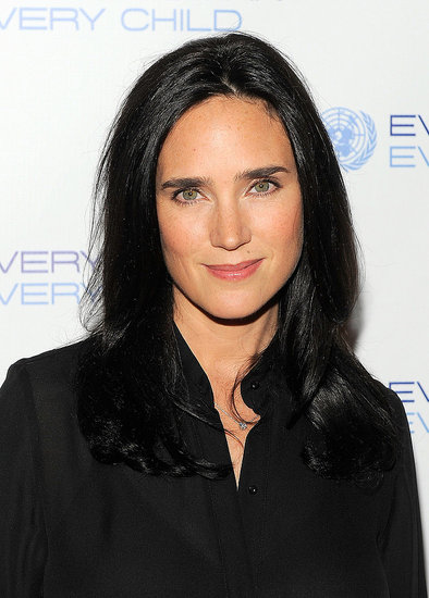 Jennifer Connelly Steps Out For the First Time Since Baby Agnes's Arrival in a Sexy, Sheer Top