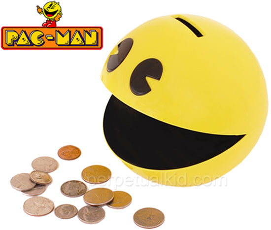 Pac-Man Bank ($24)