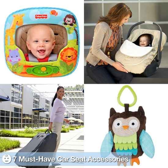 best car seat accessories for baby and toddler popsugar moms. Black Bedroom Furniture Sets. Home Design Ideas