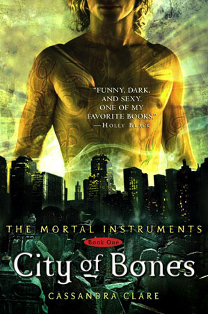 The Mortal Instruments Series by Cassandra Clark