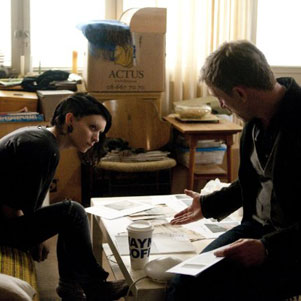 New Official Trailer For The Girl With the Dragon Tattoo Starring Rooney Mara and Daniel Craig