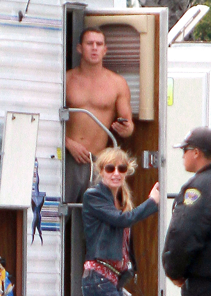 Shirtless Set