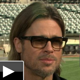 Brad Pitt Talks About Jennifer Aniston in Today Show Video