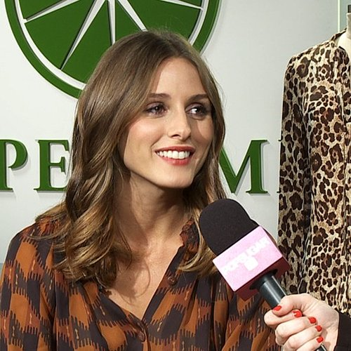 Olivia Palermo To Design A Fashion Line: The Stylish Celebrity Shares her Fashion Tips and Hopes for the Future with FabSugar