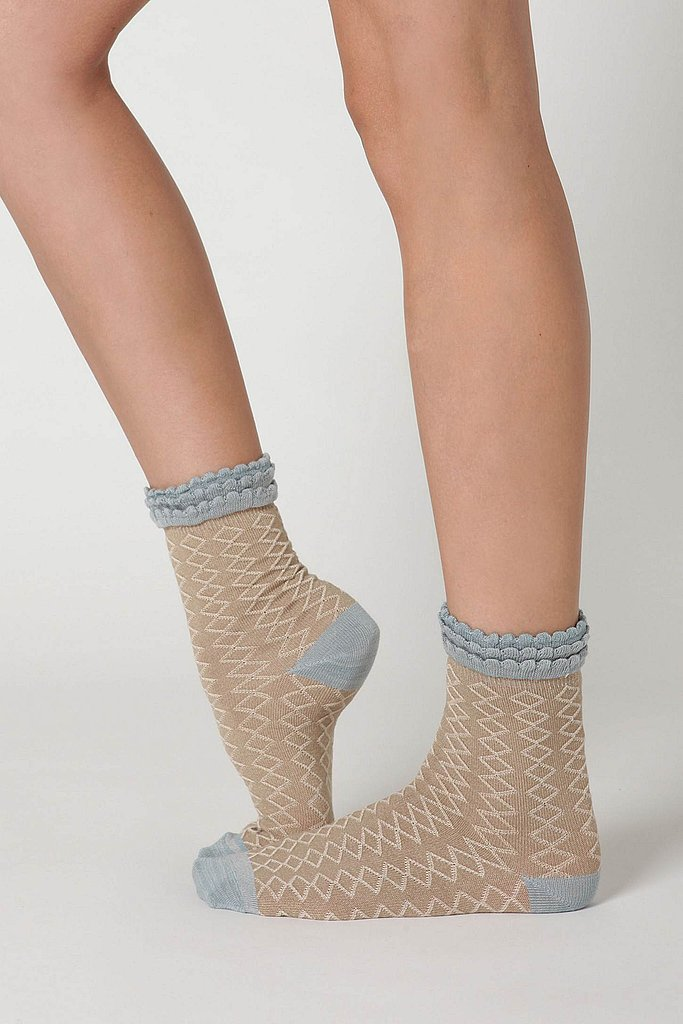 Anthropologie Marzipan Socks ($12)