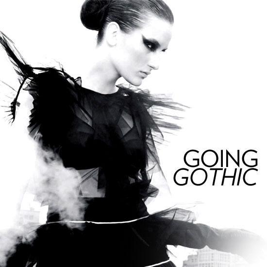 Fall 2011 Trend Breakdown: Getting the Gothic Glam Look