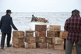 A beach scene on Boardwalk Empire.  Photo courtesy of HBO