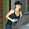 Sandra Bullock Pictures Leaving the Gym in LA
