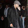 Ryan Reynolds at Darby Club in NYC Pictures