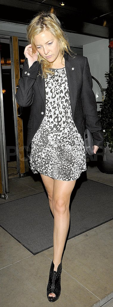 Kate Hudson out on the town.