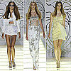 Versace: Spring 2012