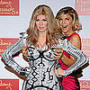 Fergie Grabs Breast on Her Wax Figure Picture