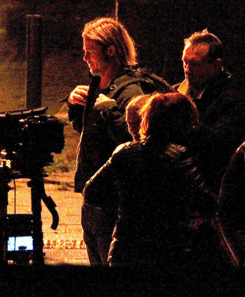 Brad Pitt Returns to Work on World War Z as Moneyball Makes Box Office Waves