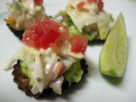Fish-Taco Bites