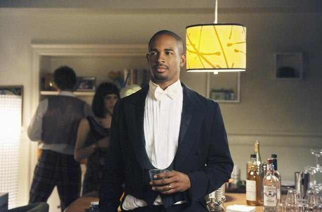 Damon Wayans Jr. as Brad on Happy Endings.