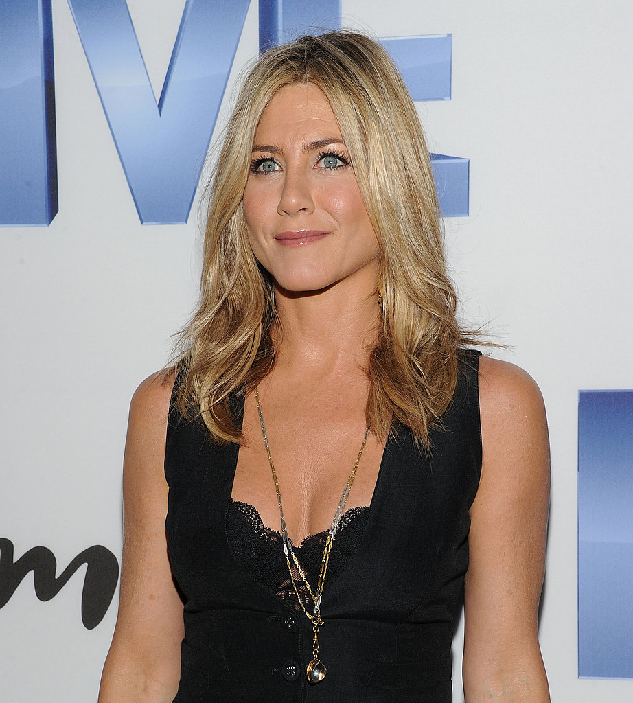 Jennifer Aniston at NYC screening of Five.