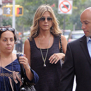 Jennifer Aniston at Good Morning America Pictures