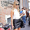 Milan Fashion Week Street Style Spring 2012