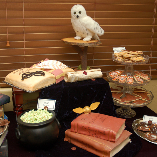Calling All Wizards: A Harry Potter Party For Kids